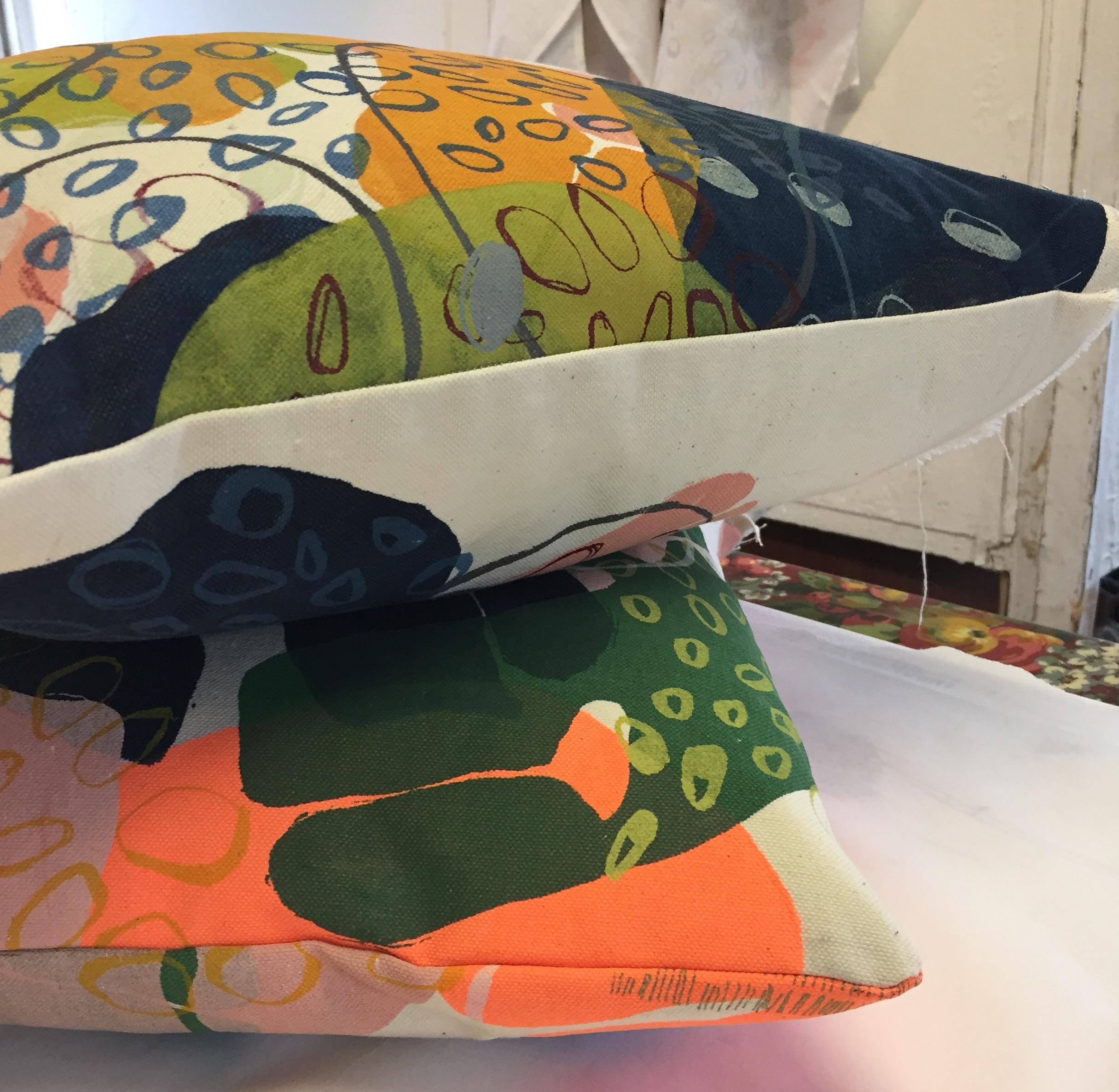 Prototype cushion