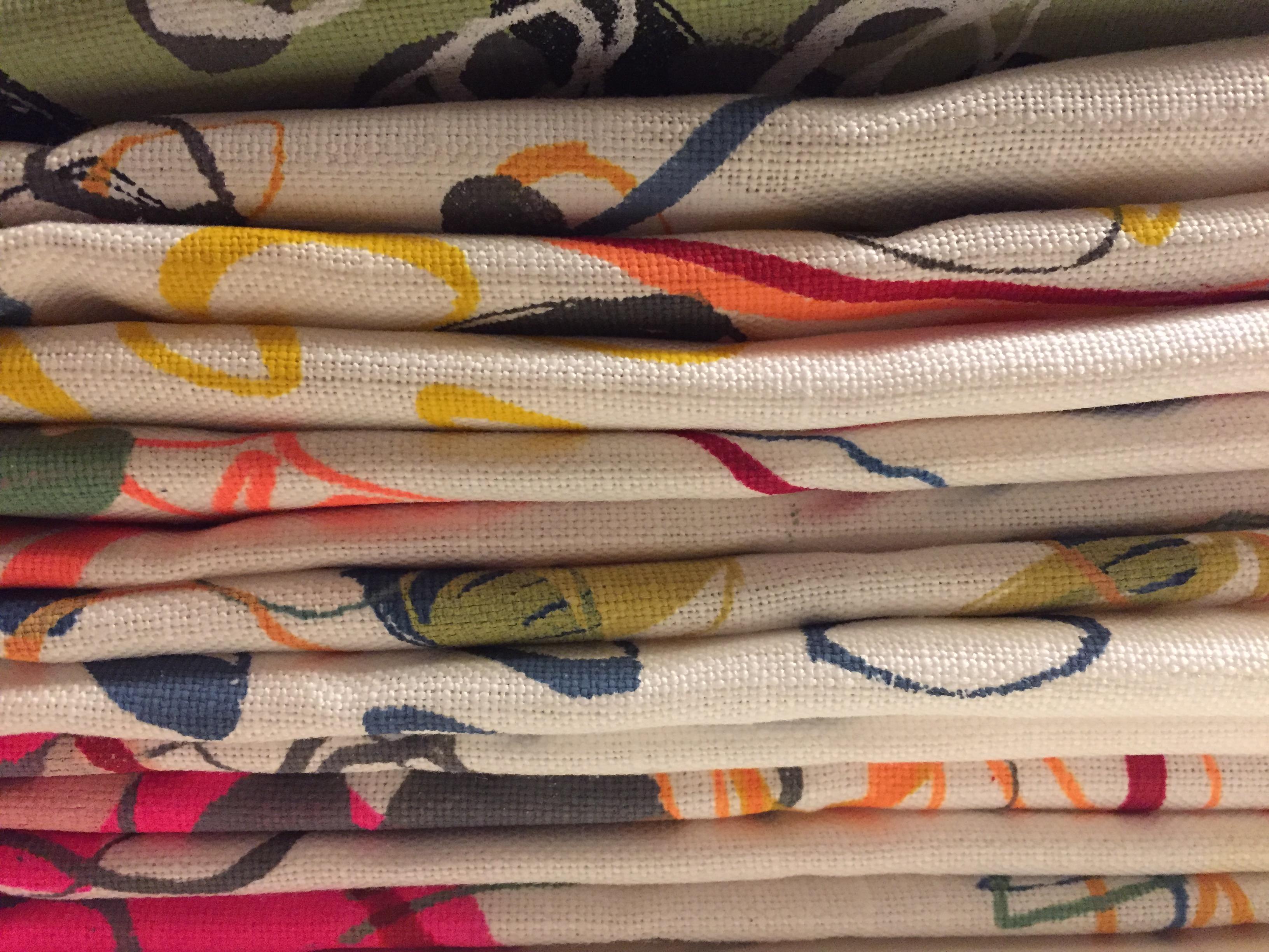 Tea Towel stack