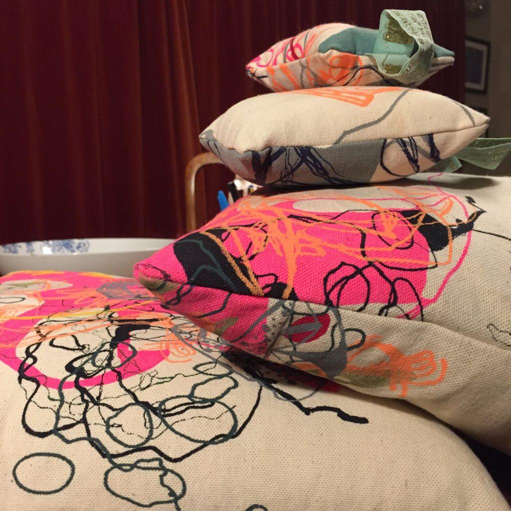 Cushions and Pin Cushions