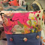 Lyme Regis cushion